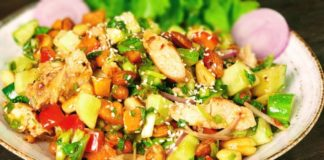 Salad Recipe | Healthy Salad Recipe for weight loss