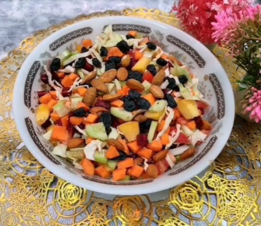 Salad for Weight Loss || Diet Special Salad Recipe