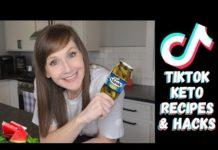 TIKTOK Keto Recipes & Hacks (Part 1)