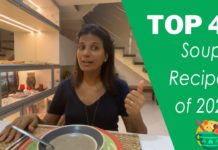 TOP 4 SOUPS YOU MUST HAVE IN 2021!  |  IMMUNITY BUILDER