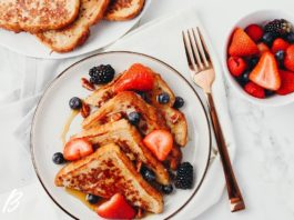 The Best Vegan French Toast (super easy recipe!)
