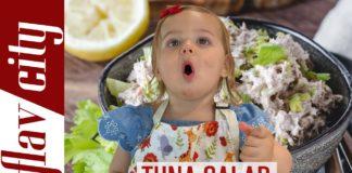 Tuna Salad Recipe #shorts
