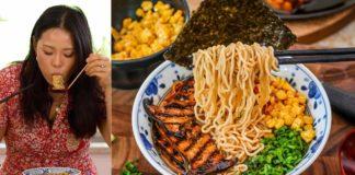 Vegan Ramen   Tasty Vegan Ramen Recipe You Won't Believe How Delicious & Flavorful It Is!!