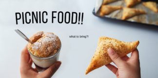 What to bring to a Picnic! (check list & easy vegan recipes)