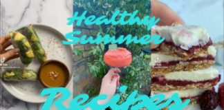 💥 YUMMY EASY AND HEALTHY SUMMER RECIPES - Tiktok Compilation Part 1 💥