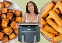 5 Easy Air Fryer Recipes You Need To Try!