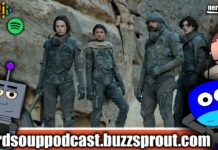 Dune Trailer Review - The Nerd Soup Podcast!