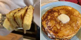 FLUFFY KETO COCONUT FLOUR PANCAKES I Blender Pancakes I Super Easy and Simple Recipe