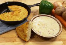 Granny's Ham and Potato Soup - Depression Era Recipe The Hillbilly Kitchen
