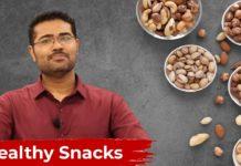 Healthy Snacks (Food Recipe) - Dr Manoj Johnson