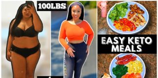 I LOST 100 POUNDS IN 4 MONTHS ON THE KETO DIET | Easy Keto Recipes For Weight Loss! | Rosa Charice