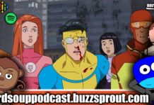 Invincible Live-Action Movie is in Development - The Nerd Soup Podcast!