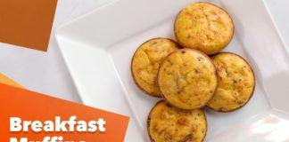 Keto Breakfast Muffins Recipe