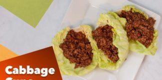 Keto Cabbage Cups Recipe