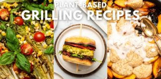 MUST-TRY Vegan Grilling Recipes ☀️
