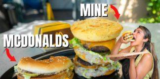 Making The McDonalds Big Mac at Home, But Better! Keto McDonalds Big Mac & Big Mac Sauce