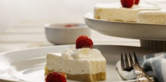 No Bake Keto Cheesecake Recipe
