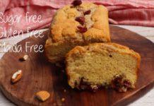 Sugar Free, Gluten Free Tea Cake recipe | Healthy Baking | Cake for diabetic people | Rasoisaga