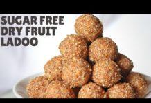 Sugarfree Sweets Recipe: Dry Fruit Laddus | Dried Nuts Laddus (Hindi)