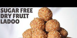 Sugarfree Sweets Recipe: Dry Fruit Laddus   Dried Nuts Laddus (Hindi)