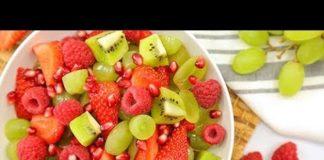 3 Fruit Salad Recipes   Healthy + Fresh + Delicious