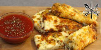Keto Bread Sticks 🧀 Extra Cheesy | Must have Keto recipe!