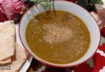 Persian Lentil Soup | Persian lentil soup vegetarian🌱 IRON RICH super special lentil soup recipe 👌