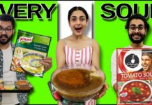We Tried Every Soup 😱 ||  Must Watch Before You Even Think Of Trying Any 🤯