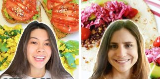 What A Beginner, Intermediate, And Experienced Vegan Eat In A Day