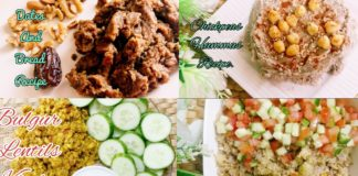 4 Healthy And Quick Recipes    @Food Diary by Hina Rohi