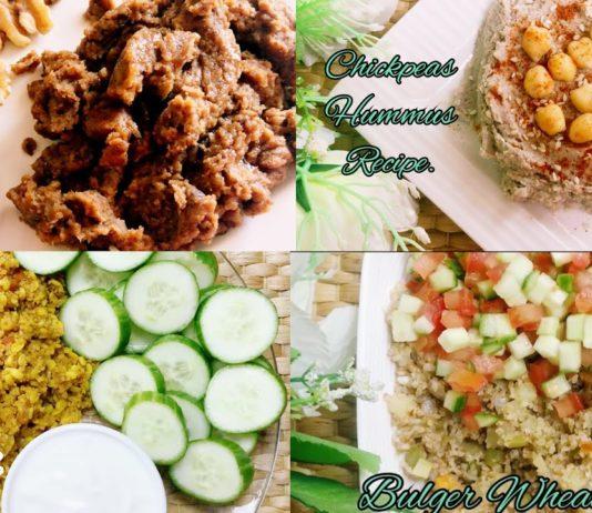 4 Healthy And Quick Recipes || @Food Diary by Hina Rohi