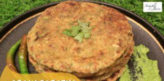 7-Grain Paratha | Diabetic Friendly Recipe 03 | Simply Jain