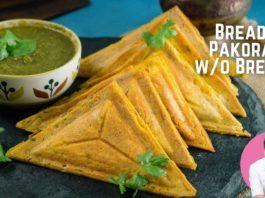 Bread Pakora without Bread | Healthy Bread Pakora Recipe | Kunal Kapur Recipes | Quick Snacks Recipe