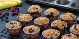 Breakfast Muffins - Refined Sugar Free Muffins