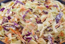Coleslaw Recipe | How to Make Coleslaw Salad