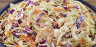 Coleslaw Recipe   How to Make Coleslaw Salad