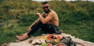 EPIC Vegan Picnic Recipes | day out surfing with the crew 🤙