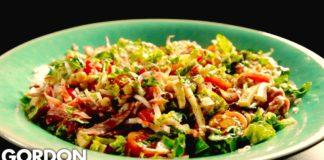 Gordon Ramsay's Salad Guide