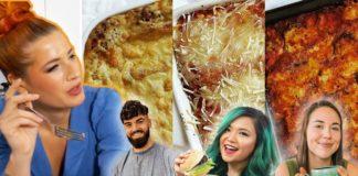 I Tested 3 YouTubers VEGAN LASAGNA Recipes | Avantgardevegan, Cheap Lazy Vegan & Caitlin Shoemaker