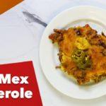 Keto Tex-Mex Casserole Recipe