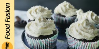 Sugar Free Chocolate Cupcakes Recipe By Food Fusion