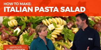 The Absolute Best Italian Pasta Salad for Summer Picnics