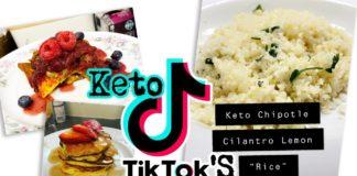 TikTok Keto Recipes Comp 1