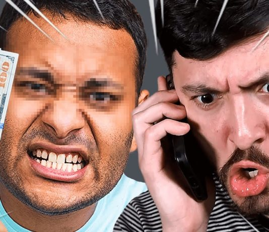 We Prank Called INDIAN SCAMMERS.. ft.  Soup