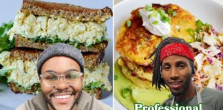 What An Amateur Vegan, Vegan Home Cook, & Professional Vegan Chef Eat In A Day