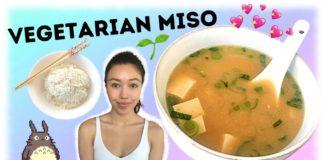 the SECRET to AUTHENTIC MISO soup!! 🌱 vegetarian/vegan