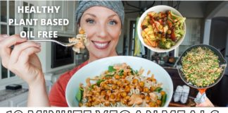 EASY 10 MINUTE MEALS OR LESS // VEGAN, PLANT BASED & DELICIOUS