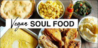 How To Make VEGAN SOUL FOOD (Tasty AF!) 😋