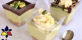 Keto Avocado Cheesecake Shooters   Keto Recipes   No Bake Keto Cheesecake