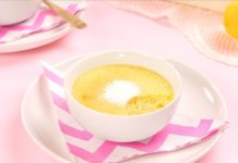 Keto Lemon Delicious Recipe - Low Carb & Sugar Free Pudding Dessert